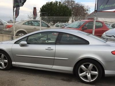 occasion Peugeot 407 Coupe 407 Coupe 2.7 V6 Hdi Griffe Baa Fap
