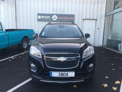 occasion Chevrolet Trax 1.7 VCDi 130 LT S&S
