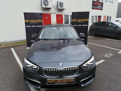 occasion BMW 116 urban chic phase 2 cuir gps caméra grti 12 mois