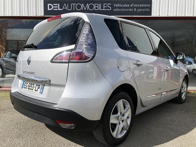occasion Renault Scénic III Scenic1.5 Dci 110ch Energy Business Eco² Euro6 2015