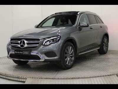 occasion Mercedes GLC220 d 170ch Fascination 4Matic 9G-Tronic