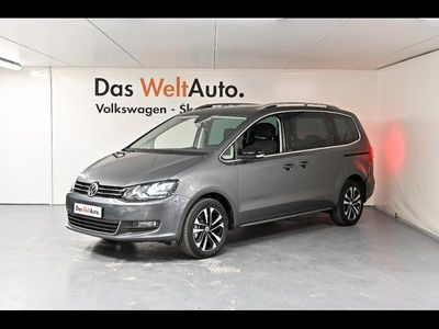 occasion VW Sharan 2.0 Tdi 150ch Bluemotion Technology Iq.drive Dsg6 Euro6d T