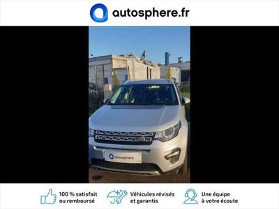 occasion Land Rover Discovery Sport 2.0 TD4 150ch AWD HSE BVA Mark I