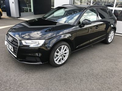 occasion Audi A3 2.0 Tdi 150ch S Line S Tronic 7