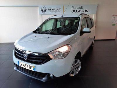 occasion Dacia Lodgy 1.5 dCI 110 FAP 5 places Prestige