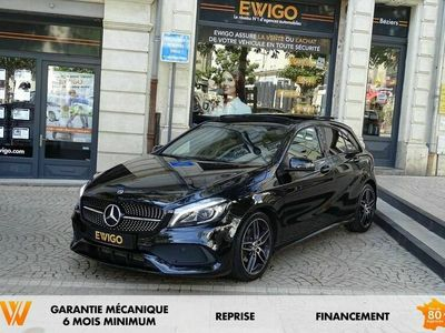 occasion Mercedes A200 CLASSED AMG LINE FASCINATION Pack NIGHT 7G-DCT