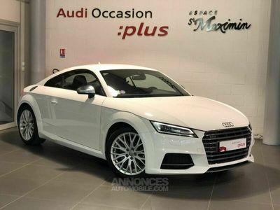 occasion Audi TTS TT S TTS COUPECoupé 2.0 TFSI 310 tronic 6 Quattro
