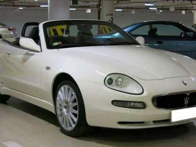 occasion Maserati Spyder GT