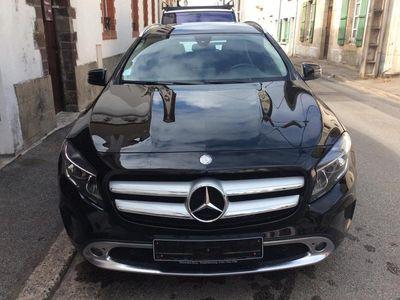 occasion Mercedes A220 GLA Sensation 7-G DCTd 4-Matic