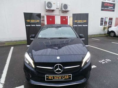 occasion Mercedes A180 inspiration phase 2 cuir gps xénons