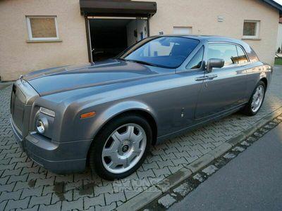 occasion Rolls Royce Phantom Coupé 6.75 V12 460, Starlight, Caméras avant/arrière, DAB