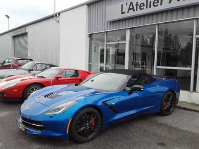 occasion Chevrolet Corvette Stingray Corvette Cabriolet 6.2 V8 466 ch