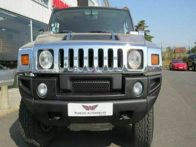 occasion Hummer H2 6.0 V8 SUV LUXURY