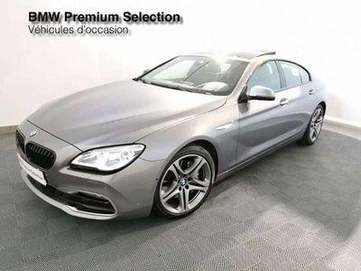occasion BMW 640 Serie 6 Gran Coupe da 313ch Exclusive