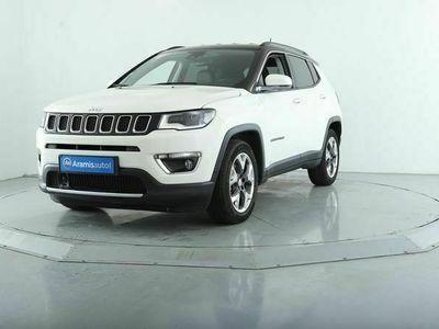 occasion Jeep Compass Nouveau Limited