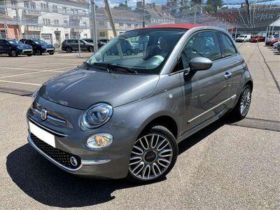 occasion Fiat 500C 1.2 8V 69 LOUNGE Essence