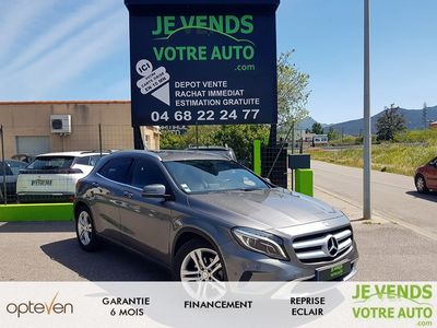 occasion Mercedes GLA220 ClasseCDI Business Executive 7G-DCT