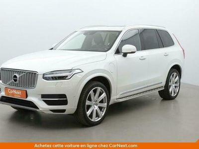 occasion Volvo XC90 T8 Twin Engine 320+87 ch Geartronic 7pl, Inscription Luxe
