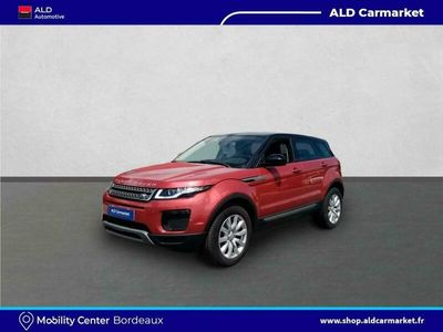occasion Land Rover Range Rover evoque Coupe 2.0 eD4 150 SE 4x2 Mark V 3p