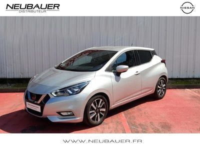 occasion Nissan Micra 0.9 IG-T 90ch N-Connecta