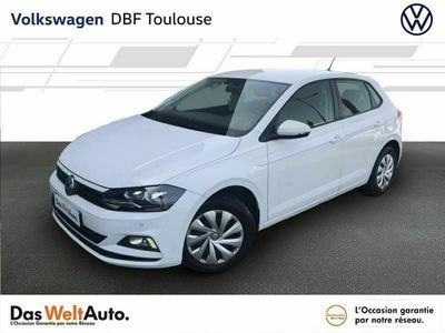 occasion VW Polo 1.0 80ch Trendline Business Euro6d-T