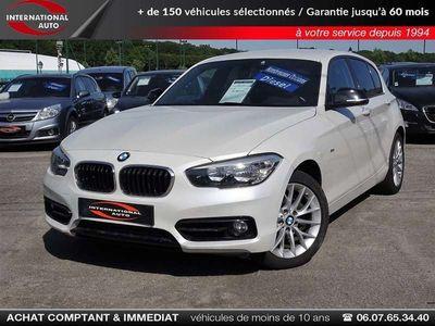 occasion BMW 120 Serie 1 Serie 1 da 190ch Sport 5P