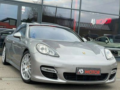 occasion Porsche Panamera Turbo 4.8 PDK 500CV DISTRO LIFT PASM GPS JA20 FULL