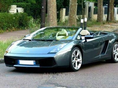 occasion Lamborghini Gallardo Spyder 520 E-GEAR