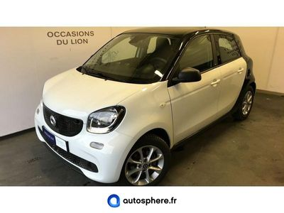 occasion Smart ForFour 90ch passion twinamic