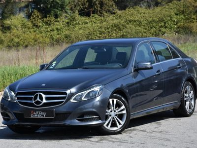 occasion Mercedes 220 Classe E Classe E (w212)Cdi Executive 7G Tronic+