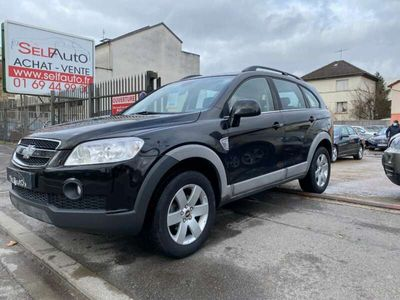 occasion Chevrolet Captiva 2.0 VCDI LS PACK AWD