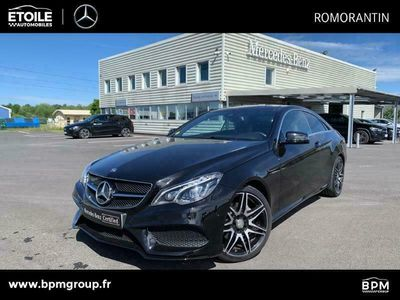 occasion Mercedes 350 Classe E couped 258ch Fascination 9G-TRONIC