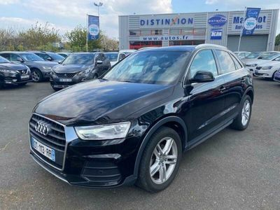 occasion Audi Q3 Quattro 2.0 TDI - 150 - BV S-tronic Ambition Luxe PHASE 2 Diesel