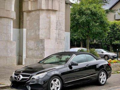 occasion Mercedes E220 Classe Cabriolet CDI BlueEfficiency