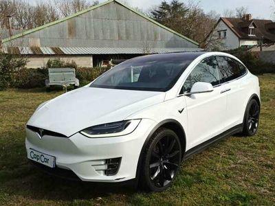 occasion Tesla Model X 75D - 75 kWh Dual Motor AWD