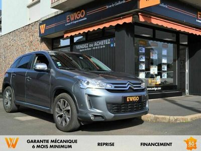 occasion Citroën C4 Aircross 1.6 HDi 115 EXCLUSIVE 4X2