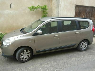 occasion Dacia Lodgy 1.2 TCe 115 5 places Ambiance