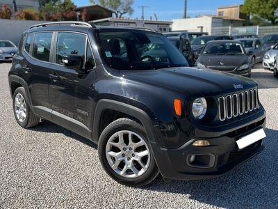 occasion Jeep Renegade 2017 - Noir Métallisé - 1.6 120 cv
