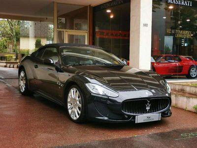 occasion Maserati GranCabrio 4.7 SPORT BVA