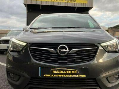 occasion Opel Crossland X 1.6 d 99 cv garantie 1 an