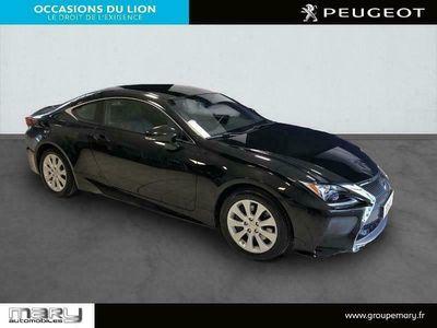 occasion Lexus RC300h Executive