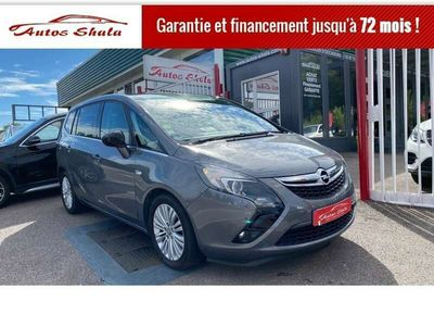 occasion Opel Zafira 2.0 CDTI 170CH BLUEINJECTION ELITE BVA