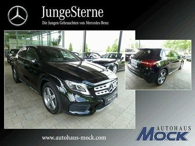 occasion Mercedes GLA250 7G-DCT AMG RED CUT LED Panorama