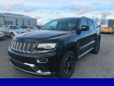 occasion Jeep Grand Cherokee 2014 - Noir - 3.0D 250Ch SUMMIT