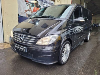 occasion Mercedes Viano (3.0 CDI Long Xclusive 7 places)