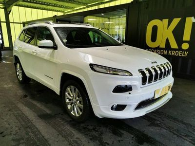 occasion Jeep Cherokee 2.2 Multijet 200ch Overland Active Drive I BVA S/S