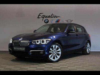occasion BMW 114 Serie 1 Série 1 d 95ch Urbanchic 5p