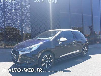 occasion DS Automobiles DS3 DS3 PureTech 110 BVA So Chic