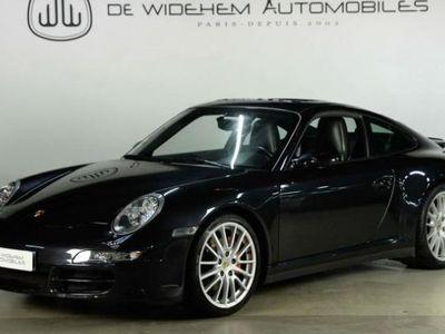 occasion Porsche 911 Carrera 4S TYPE 997 3.8 355 TIPTRONIC