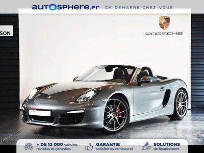 occasion Porsche Boxster 3.4 315ch S PDK